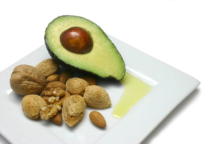 fats for pregnant women