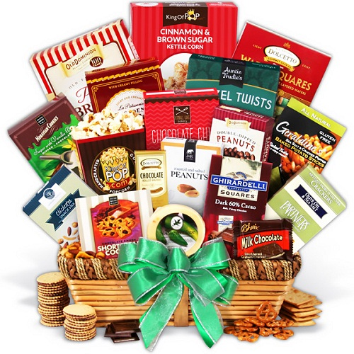 Gourmet Gift Baskets for Delivery