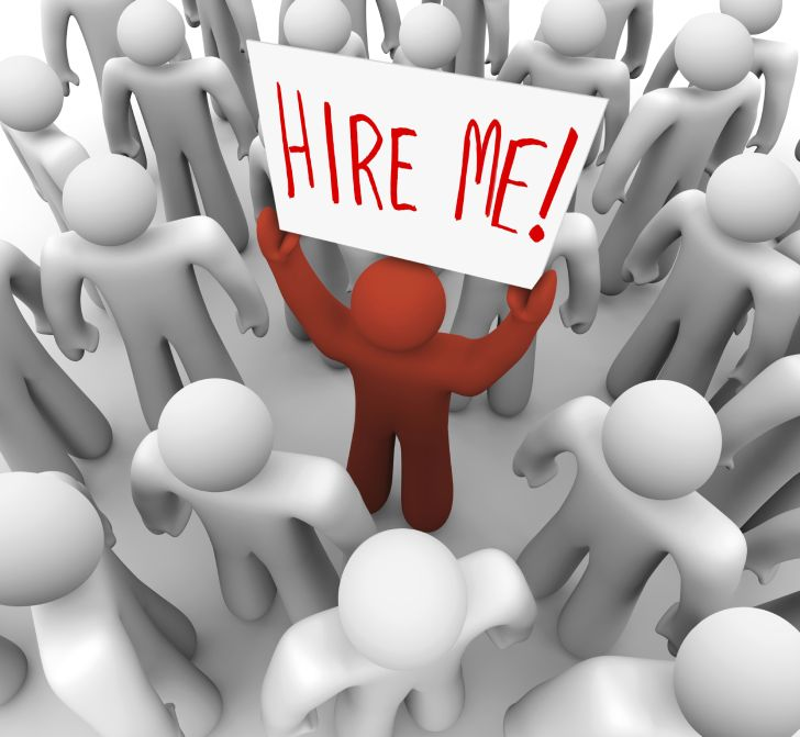 easy way to get hired five reasons why you're not being hired