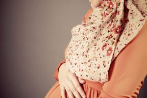 muslimah-maternity-photoshoot How to Become a Model for Maternity Clothes