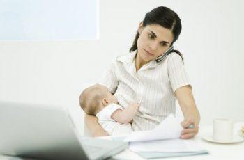Breast Feeding at Work