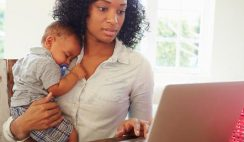 Extended Breastfeeding Working Mom