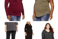 Stylish Plus Size Maternity Clothes